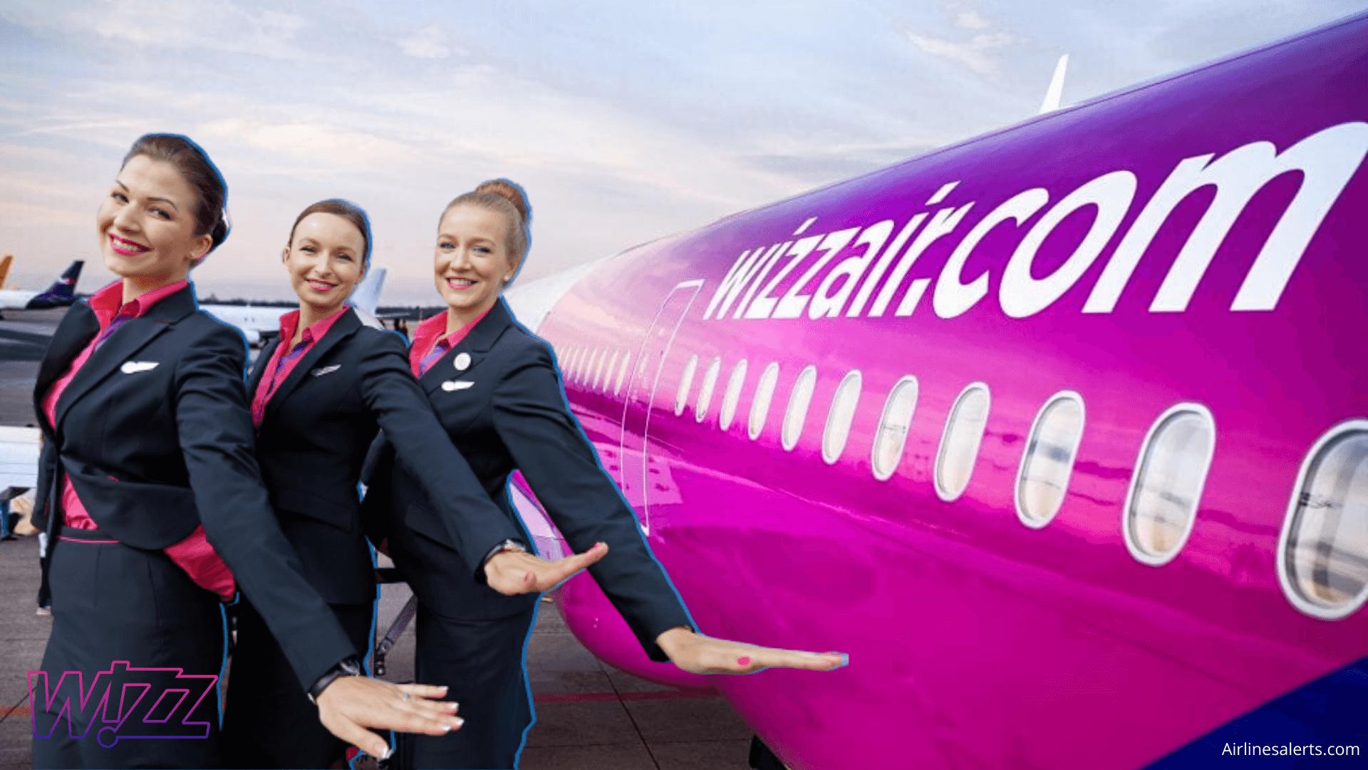 Wizz Air Cabin Crew Hiring (July 2020) - Apply Online - St. Petersburg