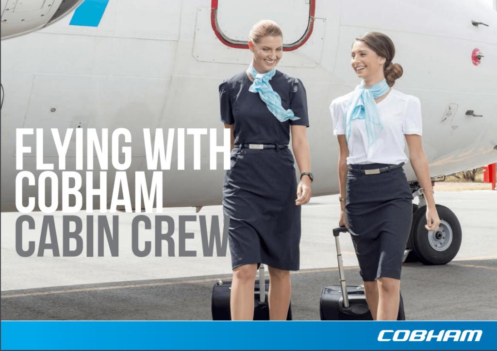 Cobham Airlines Cabin Crew Recruitment ( multiple opportunities ) - Perth