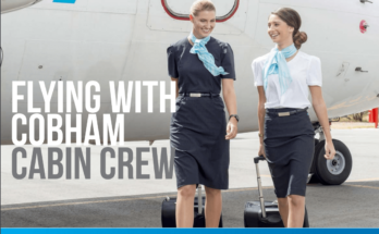 Cobham Airlines Cabin Crew Recruitment ( multiple opportunities ) - Perth