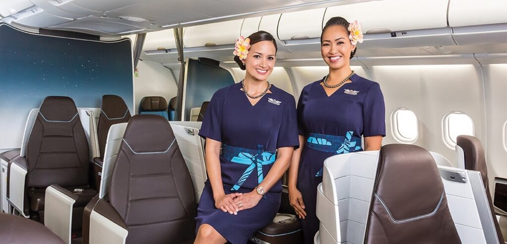 Hawaiian Airlines Hiring for Specialist, Cabin Safety – In-Flight
