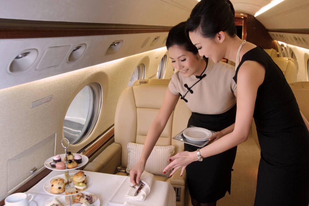 Flight Attendant Hiring Metrojet Corporate - Eligibility & Apply Online