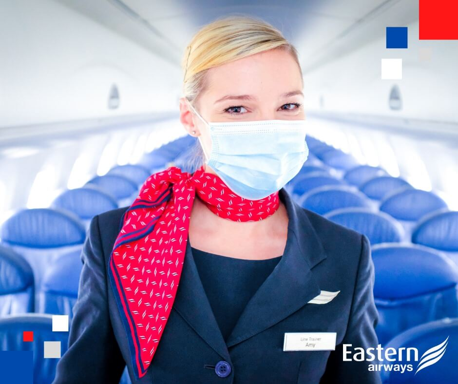Eastern Airways Cabin Crew Recruitment Various Bases 2020 - Details & Apply