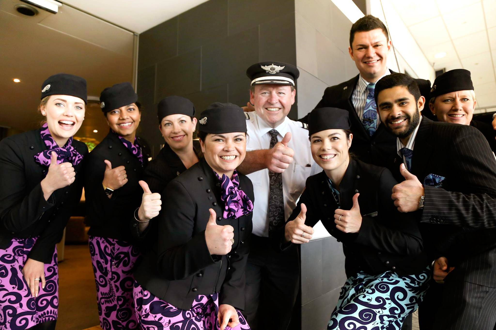 Air New Zealand Cabin Crew Hiring (Regional) Check Details & Apply