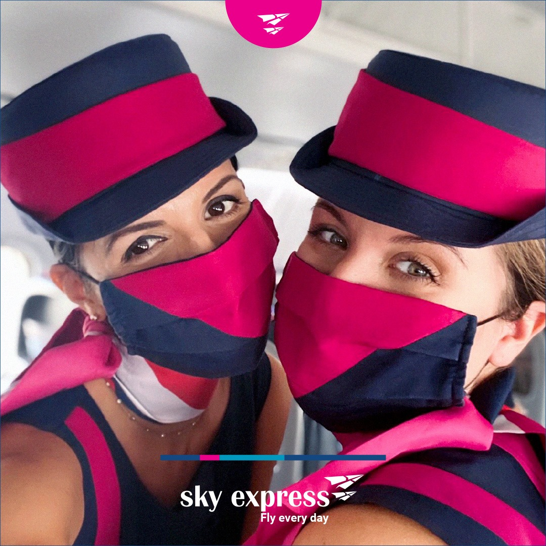 Sky Express Cabin Crew Hiring 2021 (Athens) - Check Details & Apply
