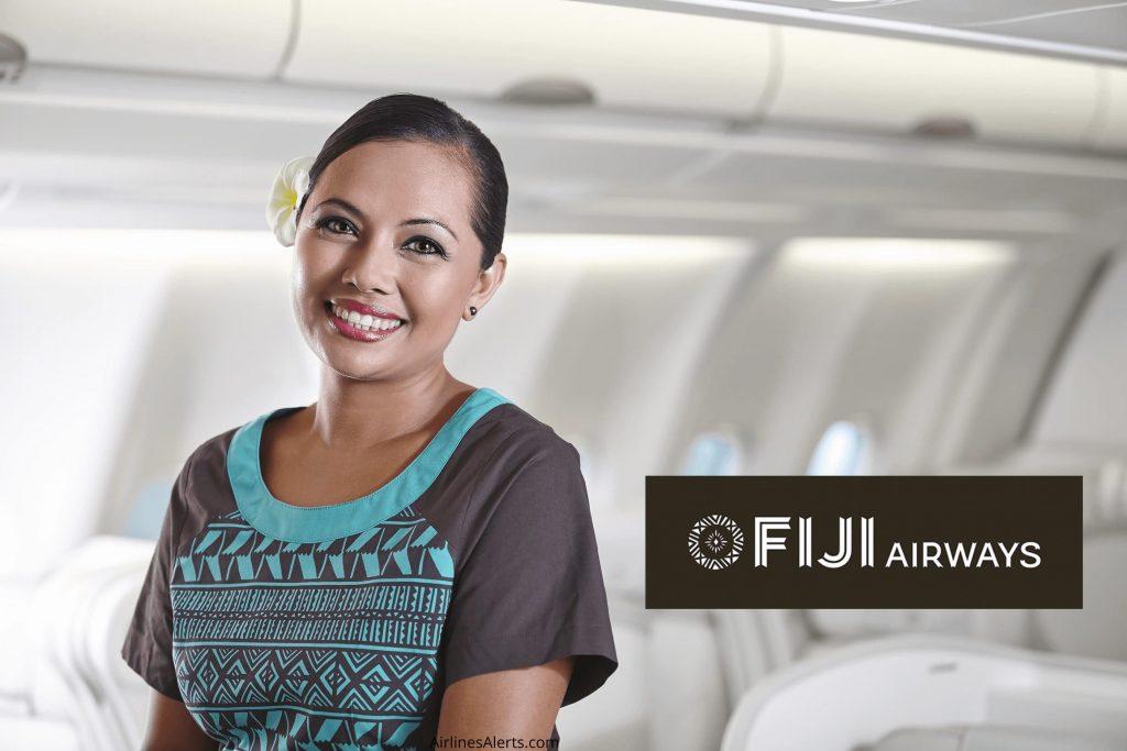 FIJI Airways Cabin Crew Recruitment 2021 - Check Details & Apply
