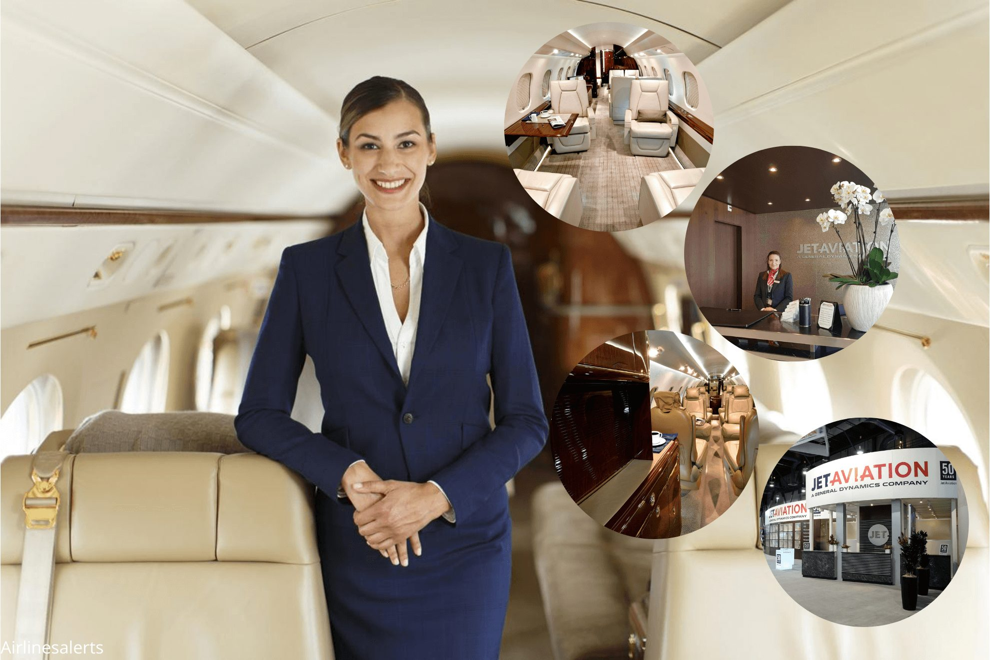 Jet Aviation VIP CABIN Attendant Recruitment 2021 UAE - Apply Online
