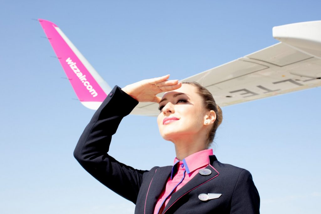 Wizz Air Cabin Crew Hiring 2021 (Ukraine) - Apply Online