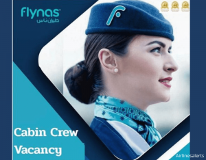 Flynas Cabin Crew Hiring 2021 Check Eligibility & Apply Online