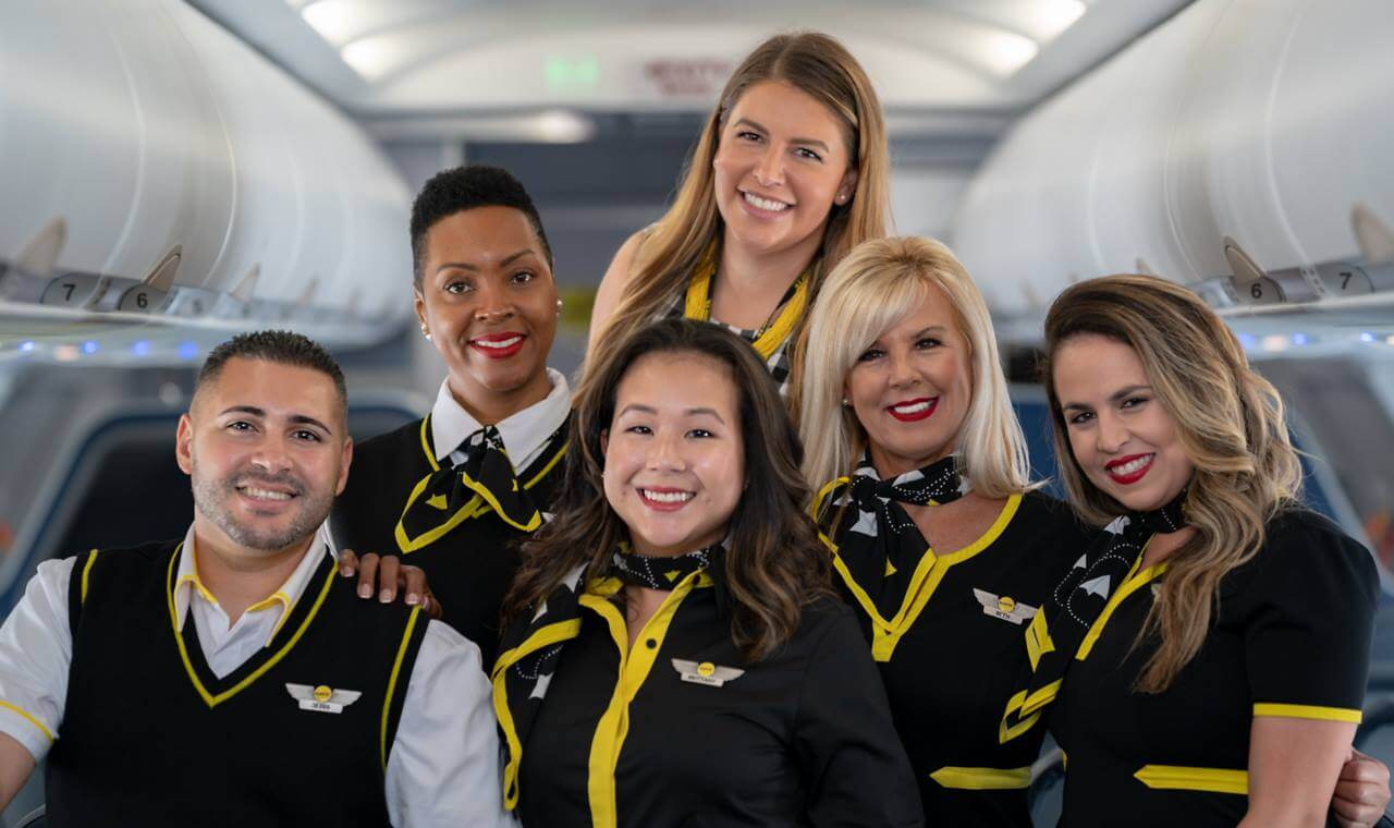 Spirit Airlines Cabin Crew Hiring 2021 Check Details & Apply Online
