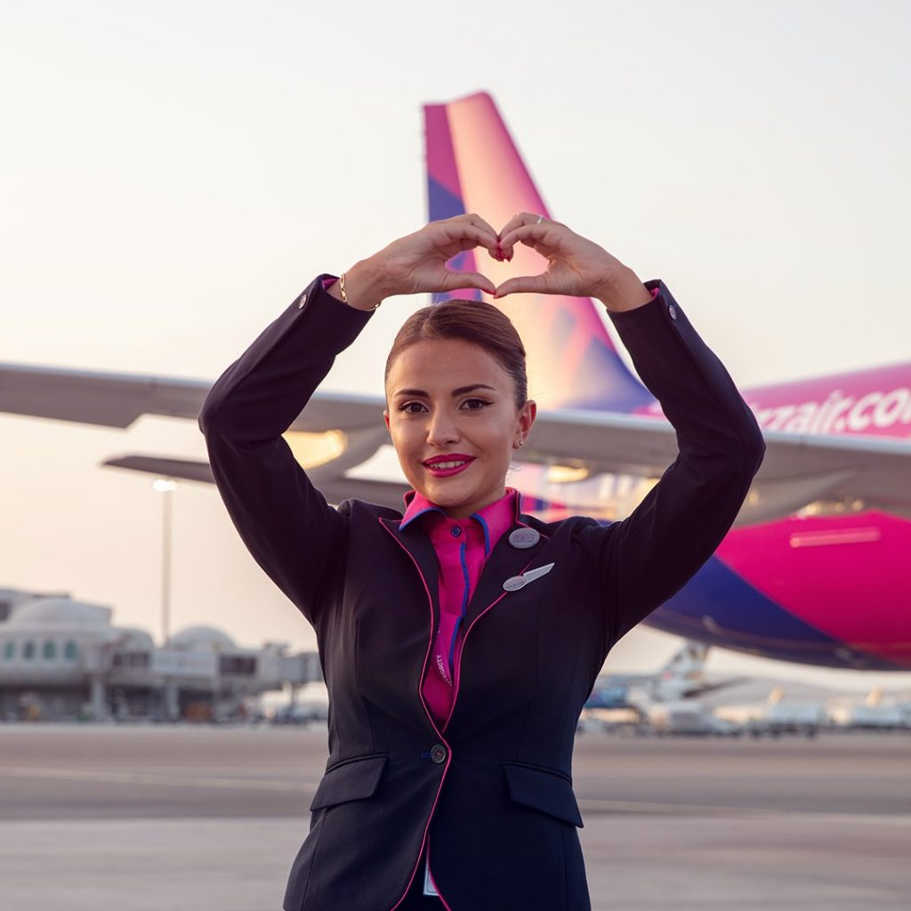 Wizz Air Cabin Crew Recruitment Check Details & Apply (March 2021)