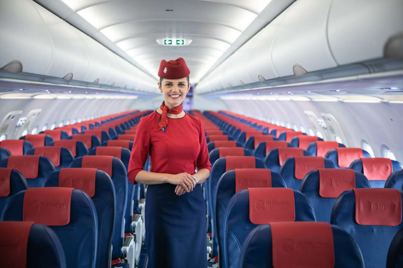 FlyArystan Flight Attendant Hiring 2021 (Shymkent) - Apply Here