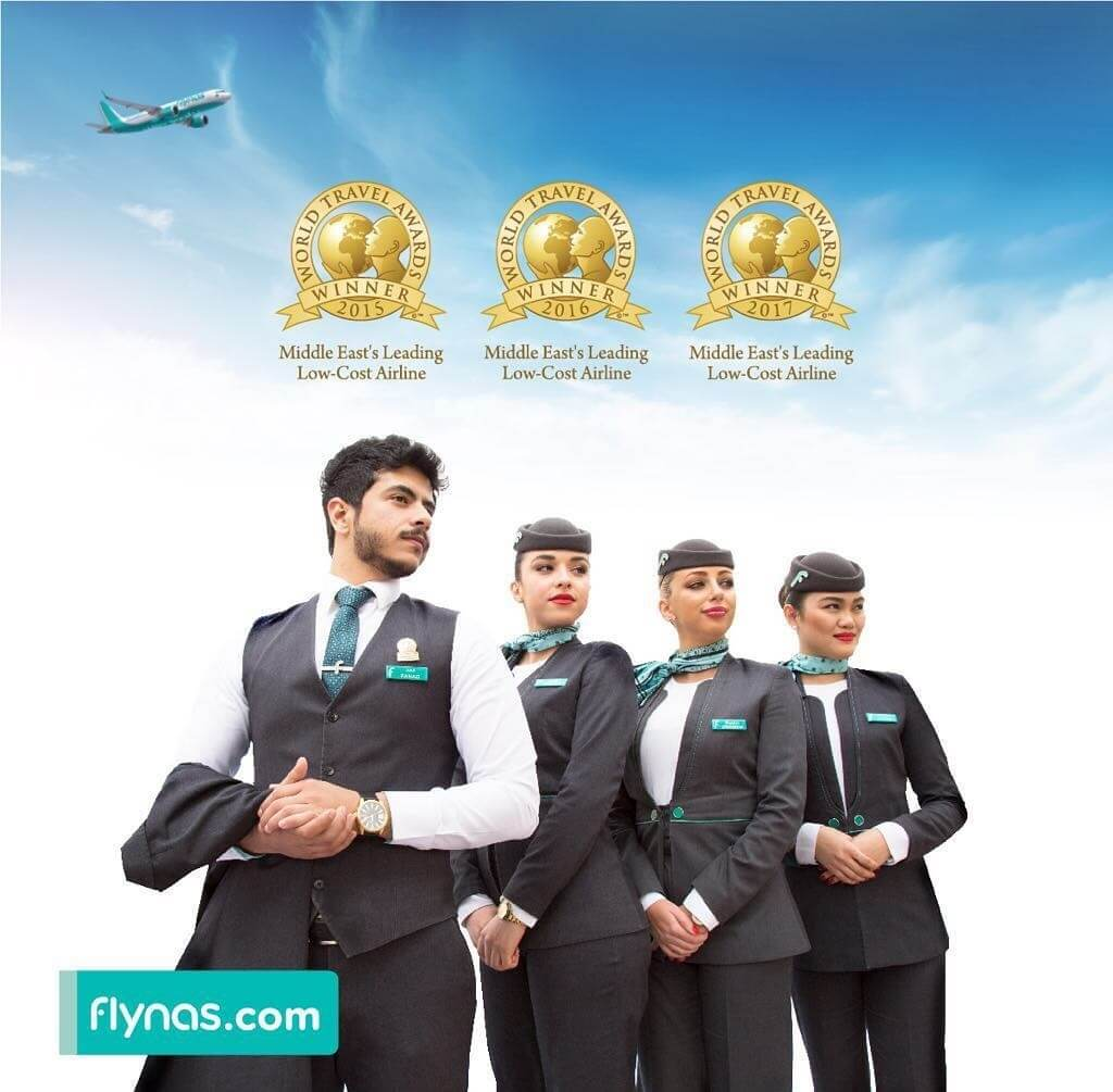 Flynas Cabin Crew Recruitment 2021 ( April ) Check Details & Apply