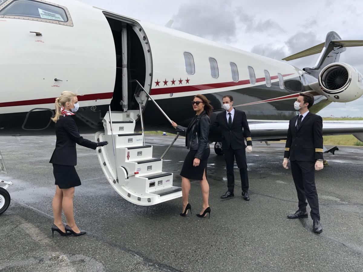 Global Jet VIP Flight Attendant Hiring Check Eligibility & Apply Now