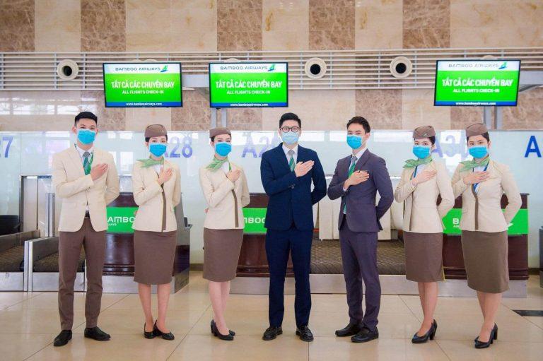 Bamboo Airways Cabin Crew 2021 Recruitment ( Vietnam ) Check Details & Apply